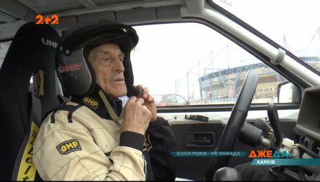 Мастер-класс от самого старого украинского гонщика Анатолия Кулинича