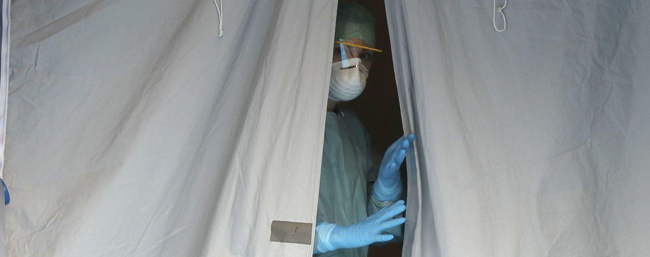 У Тернопільській області виявили другого інфікованого коронавірусом
