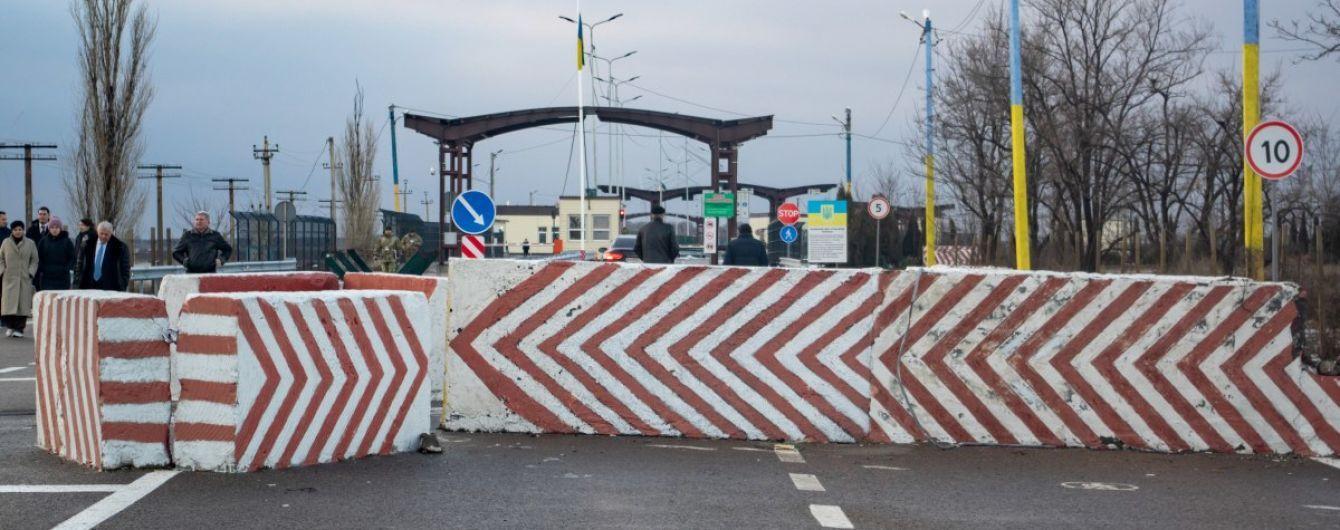Украина закрывает границы из-за опасности распространения коронавируса