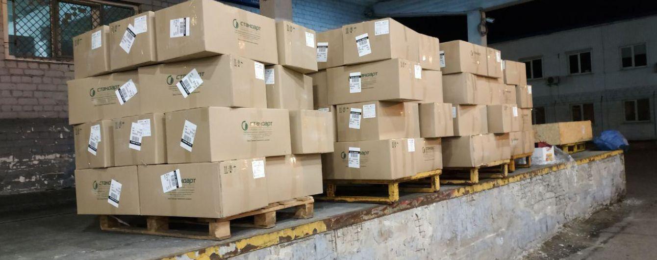 Пограничники не дали вывезти из страны 1,5 тонны медицинских масок
