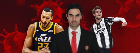 Нікого не жаліє: хто з відомих спортсменів підхопив коронавірус