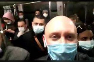 Скандал на самолете из Милана. В МАУ опровергли заявления блогера и собираются обращаться в полицию