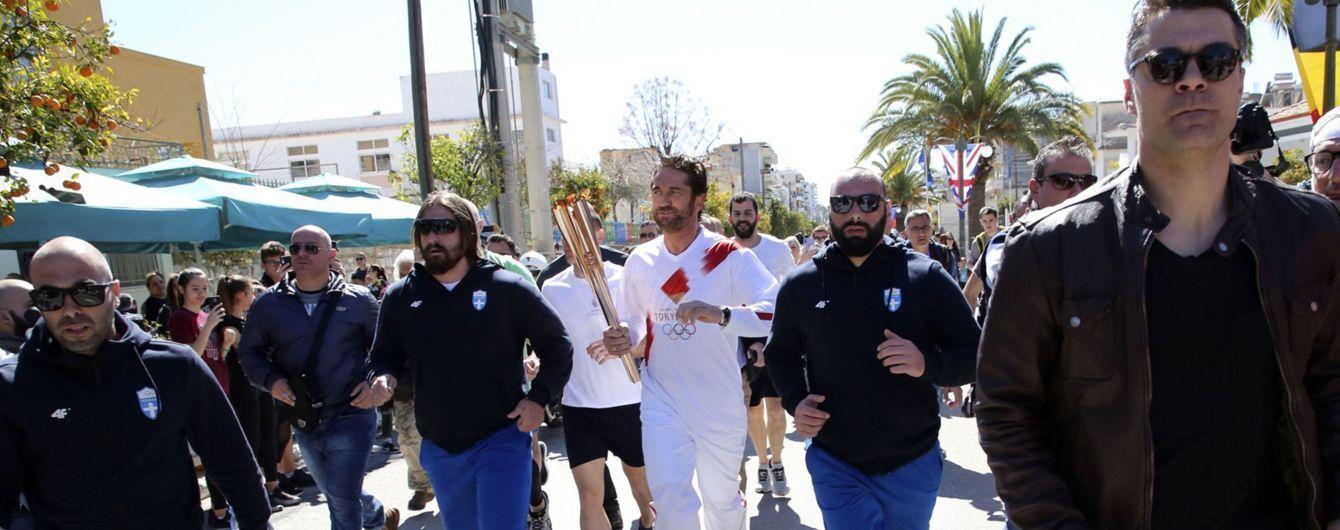 Эстафета олимпийского огня в Греции отменена из-за коронавируса, судьбу Игр-2020 решат в мае