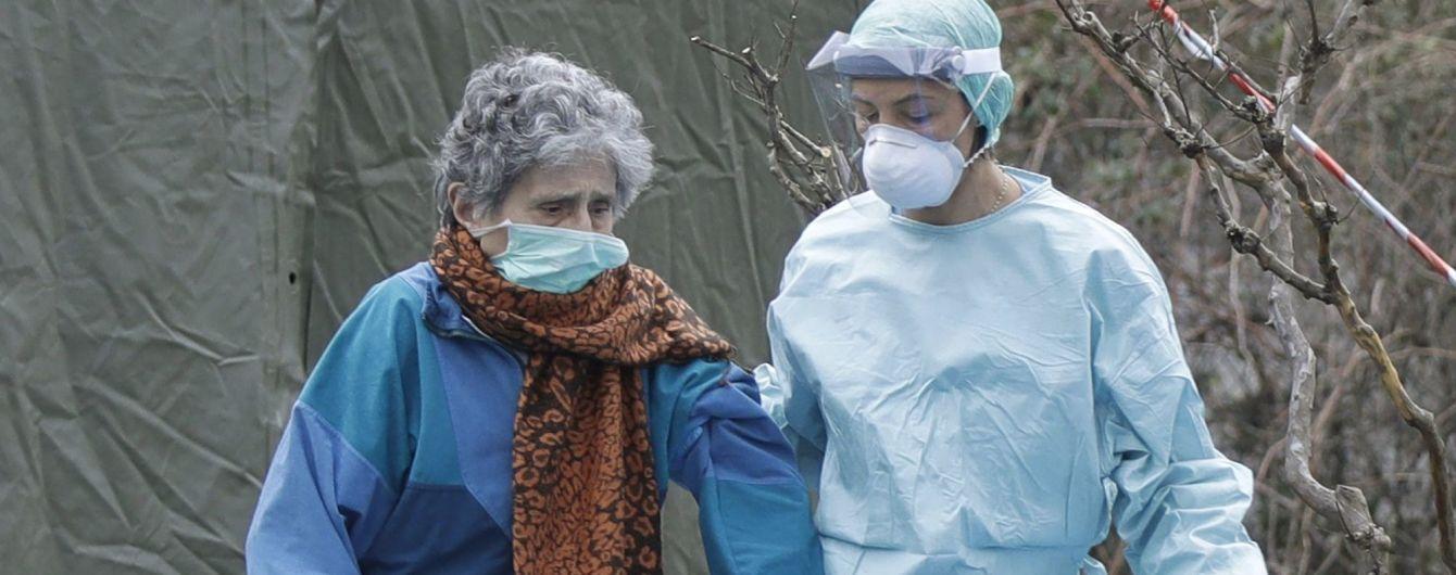 """""""Ощущение, что тонут"""": итальянский врач описала последние минуты жизни больных коронавирусом"""