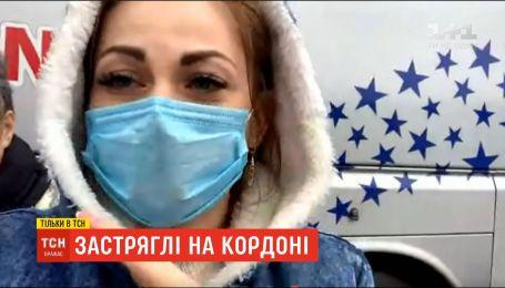 Два автобуса с более сотней украинцев застряли на границе Италии и Словении