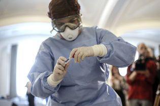 В Закарпатской области выявили первый случай коронавируса