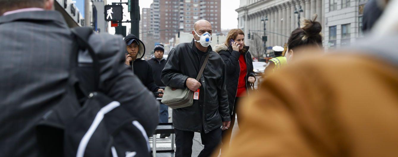 У США зафіксували найвищу від травня кількість нових смертей від коронавірусу
