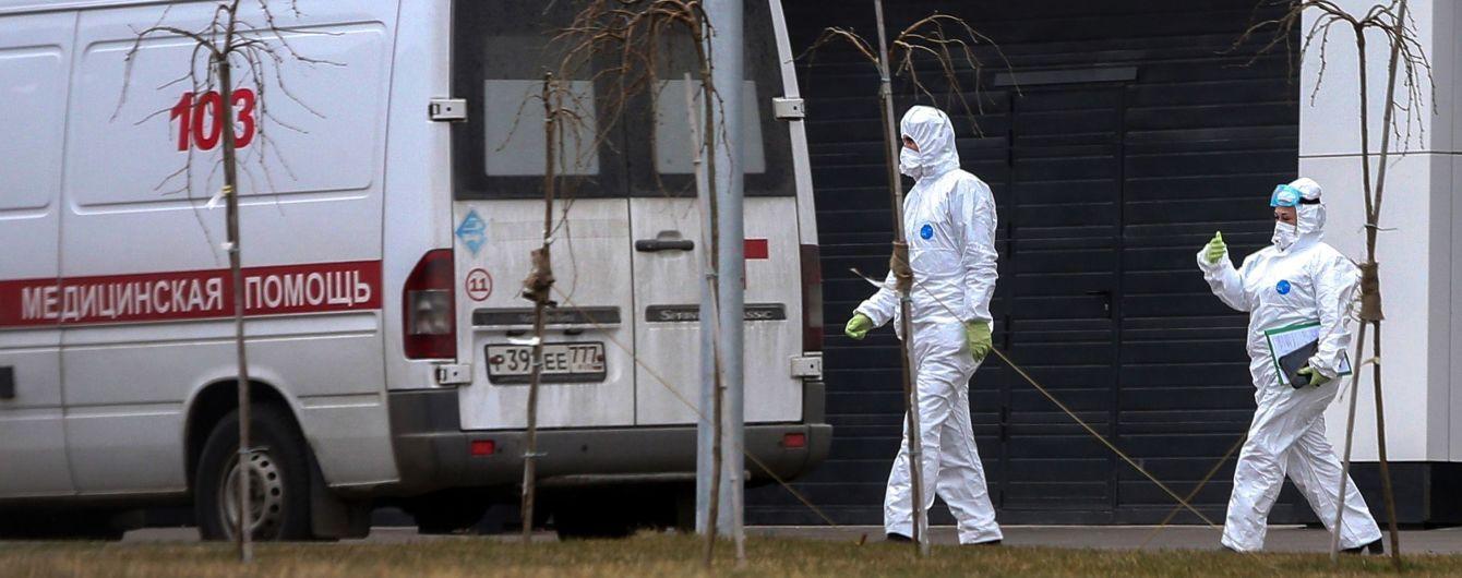Новый рекорд: в России впервые с начала пандемии от коронавируса за сутки умерло более 500 человек