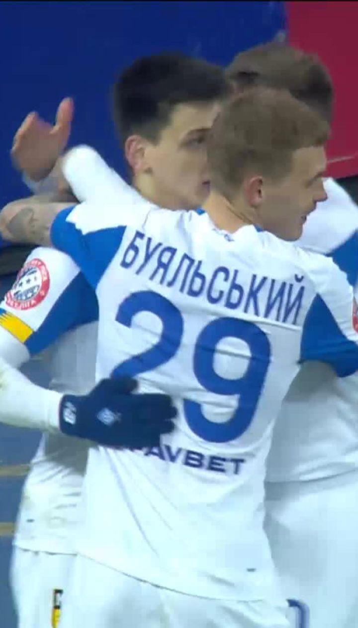 Динамо – Десна – 1:0. Відео голу Русина