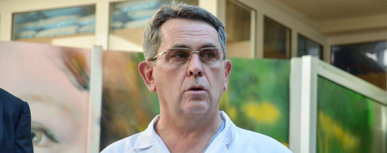 В разгар пандемии коронавируса Рада уволила министра здравоохранения Емца