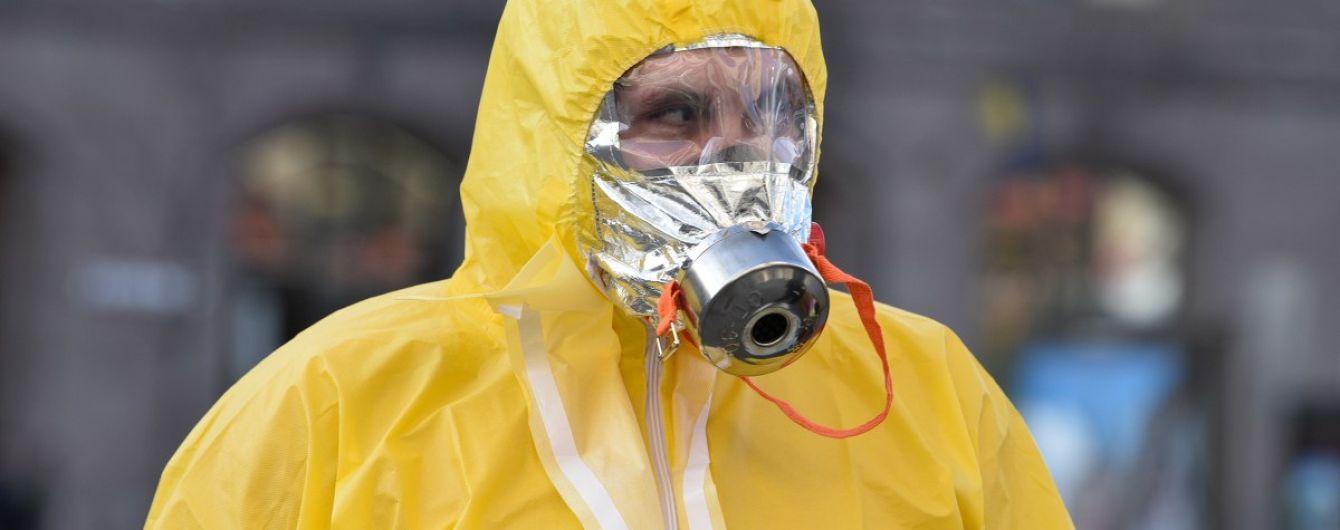В Україні підтвердили два нових випадки зараження коронавірусом