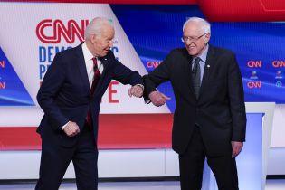 Берні Сандерс вибув з президентської гонки США: у демократів залишився єдиний кандидат