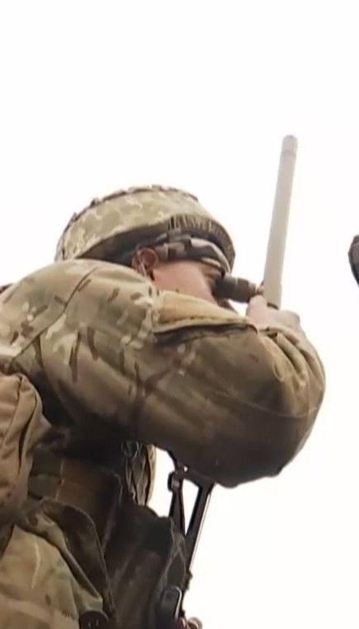 Доба в ООС: двоє українських військових зазнали поранень