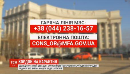 Закриття кордонів в Україні: що робити тим, хто не встигає повернутися до 17 березня