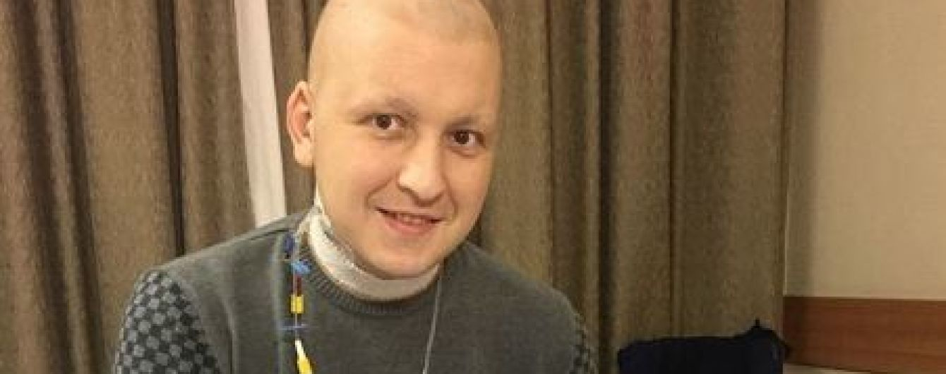 Лікарі в Туреччині борються за життя Олега