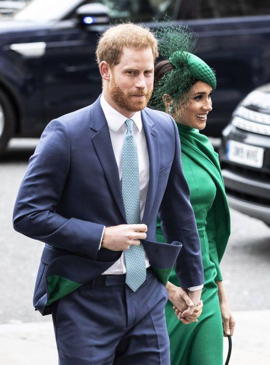 За принцом Гаррі та Меган влаштували справжнє стеження у США - ЗМІ