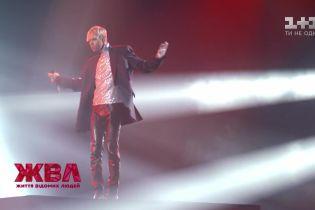 Який ритуал виконує Макс Барських перед виходом на сцену – ЖВЛ побувало на концерті співака в Мінську
