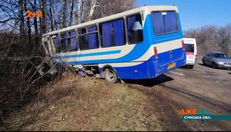Обзор аварий с украинских дорог за 16 марта 2020 года