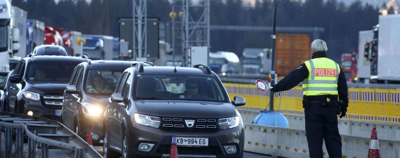 Запрет на въезд в страны ЕС могут продлить еще на месяц