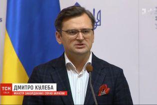 Кулеба опроверг заявление премьер-министра Словакии об экспорте медицинских масок из Украины