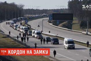 Україна припинила авіаційне, залізничне та автобусне сполучення з іншими країнами