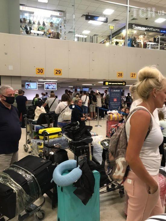 Карантин через коронавірус в Україні: понад сотню українців застрягли на Шрі-Ланці