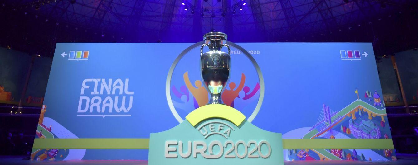 Официально. Евро-2020 перенесен на 2021 год