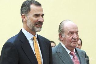 Скандал в испанском королевстве: почему король Филипп VI лишил жалования своего отца - бывшего короля
