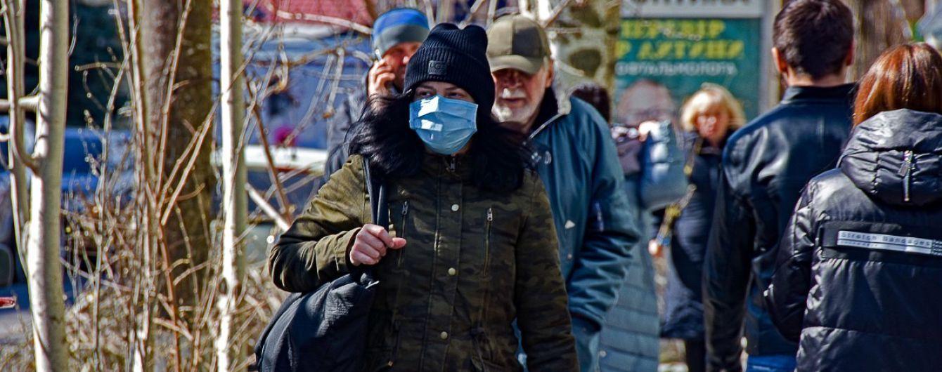 Коронавірусом інфікувалися вже семеро українців. Ще в 95 осіб є підозра на зараження