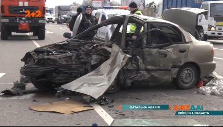 Роковая авария: на Обуховском шоссе произошло лобовое столкновение, есть погибшие