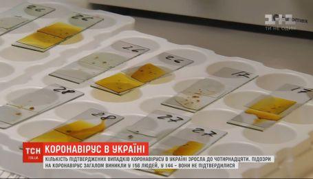 Найбільше підозрюваних на інфікування коронавірусом в Україні - у Чернівецькій та Львівській областях
