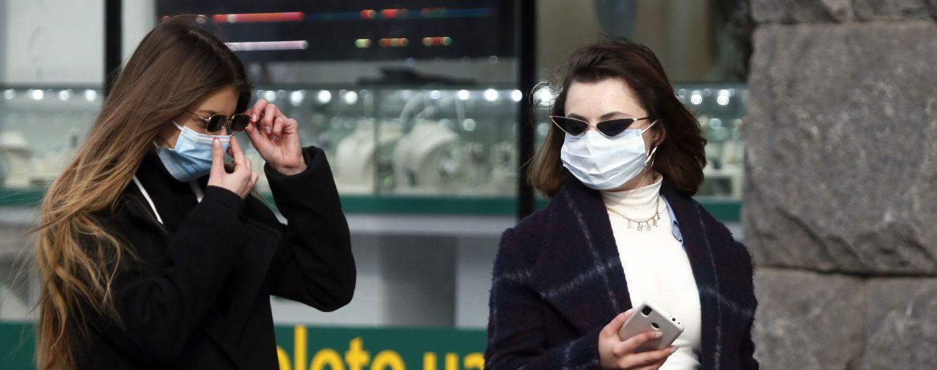 В Киеве количество случаев коронавируса возросло до 40