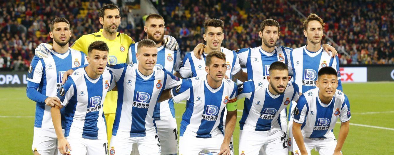 Испанский футбольный клуб зафиксировал шесть случаев заражения коронавирусом
