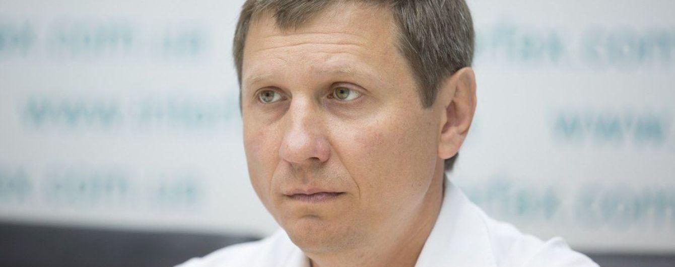 Больного коронавирусом нардепа Шахова забрали в больницу