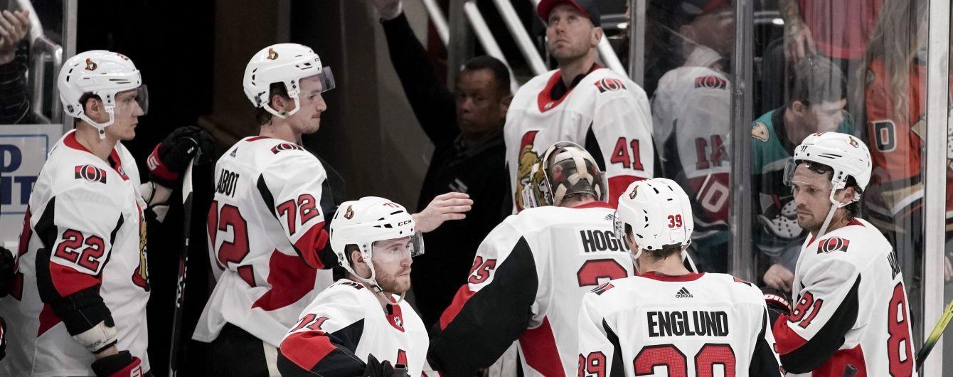 Добрался и до хоккея. В НХЛ зафиксирован первый случай заражения коронавирусом
