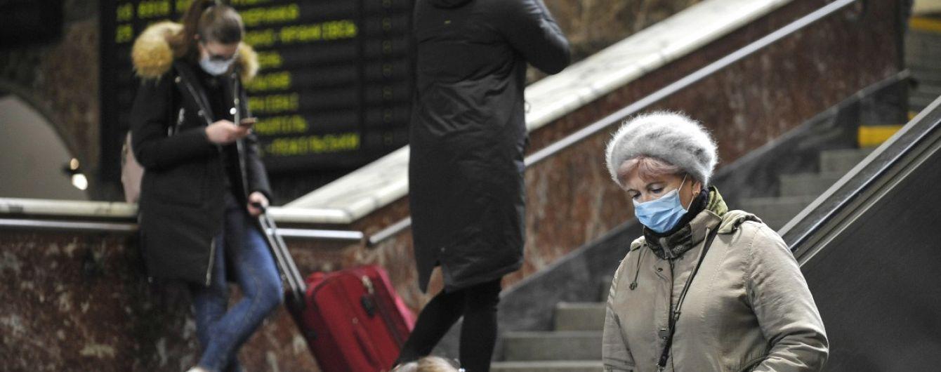Кабмин из-за коронавируса ввел в Киеве и двух областях чрезвычайную ситуацию