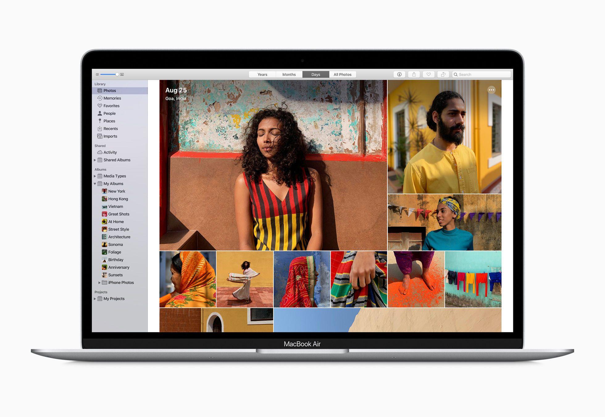 Новий Macbook