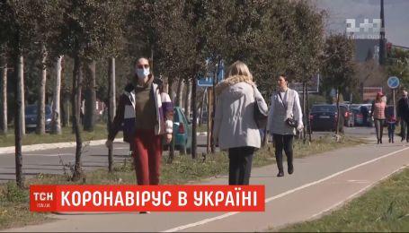 Коронавірус в Україні: станом на 18 березня зафіксовано 14 випадків захворювання