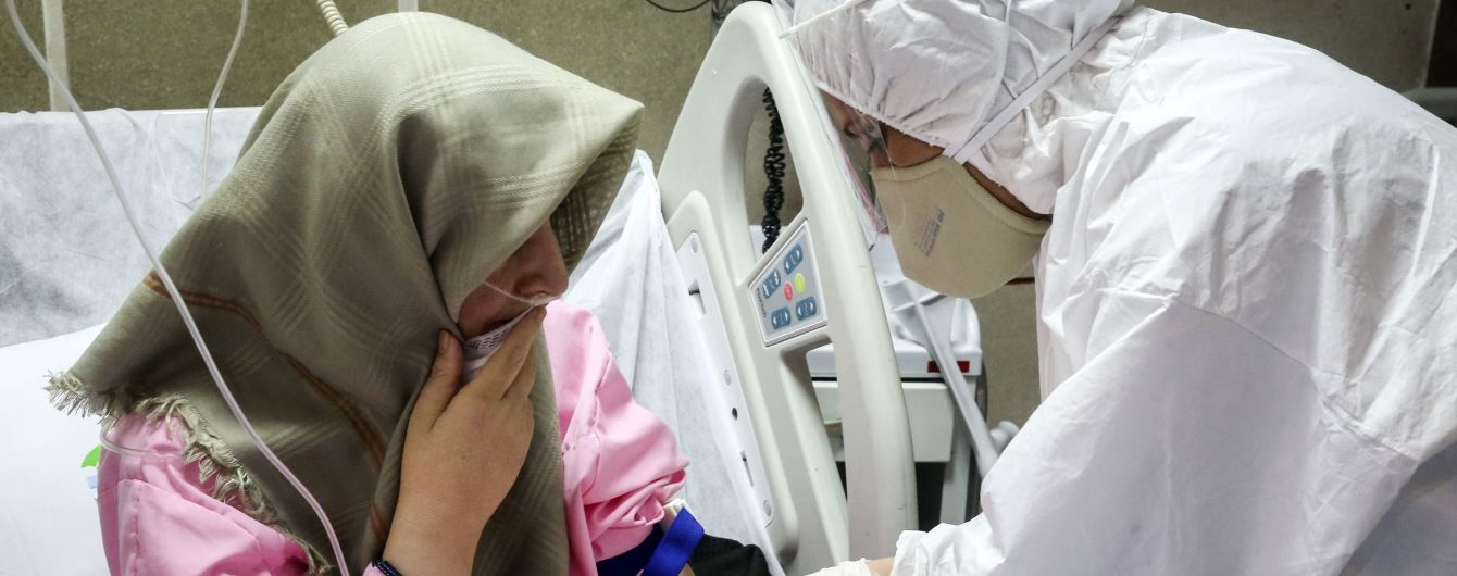В Ірані 103-річна жінка вилікувалась від коронавірусу за тиждень