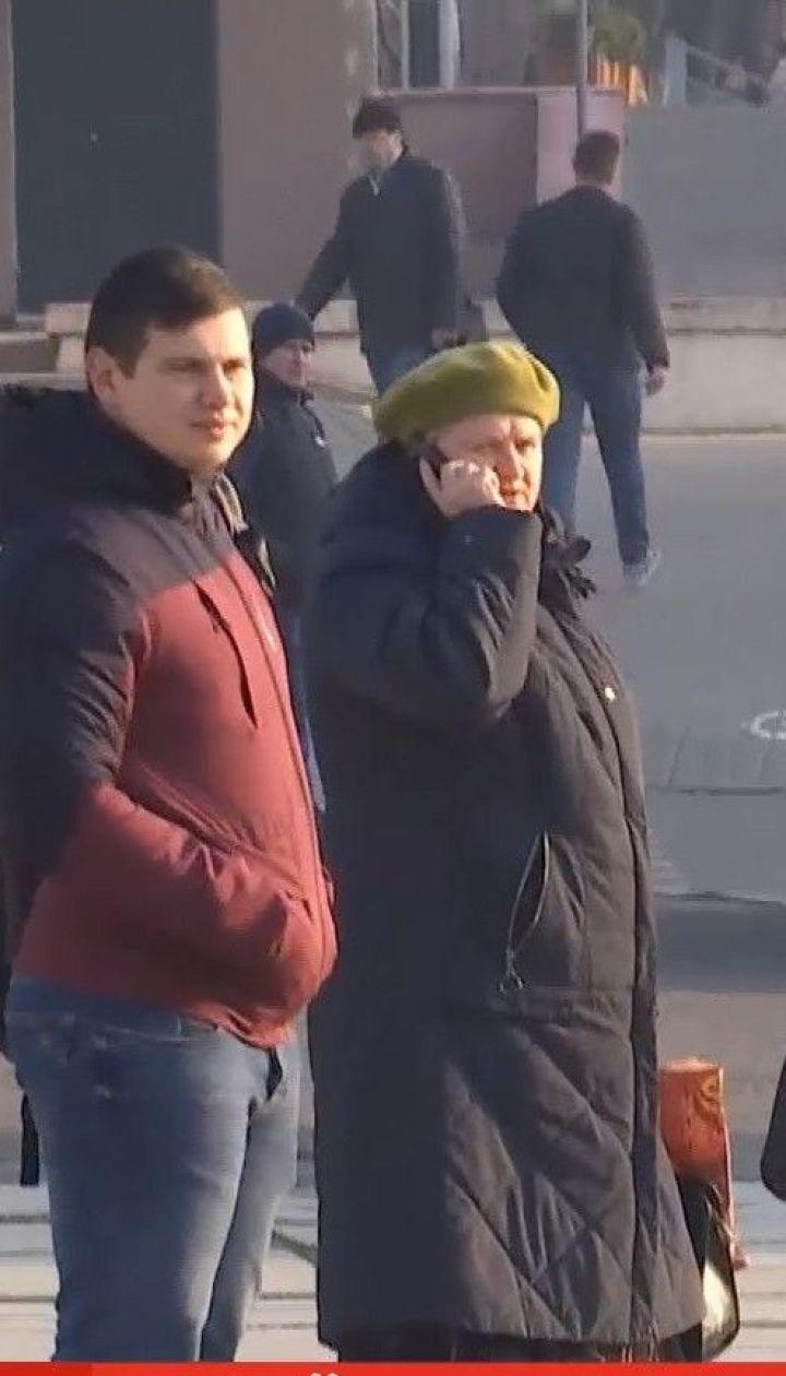 У Луцьку та Івано-Франківську скасовані усі комунальні та приватні маршрути