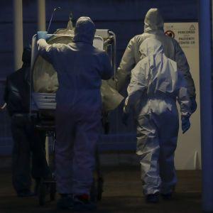 В Киеве от коронавируса умер первый человек
