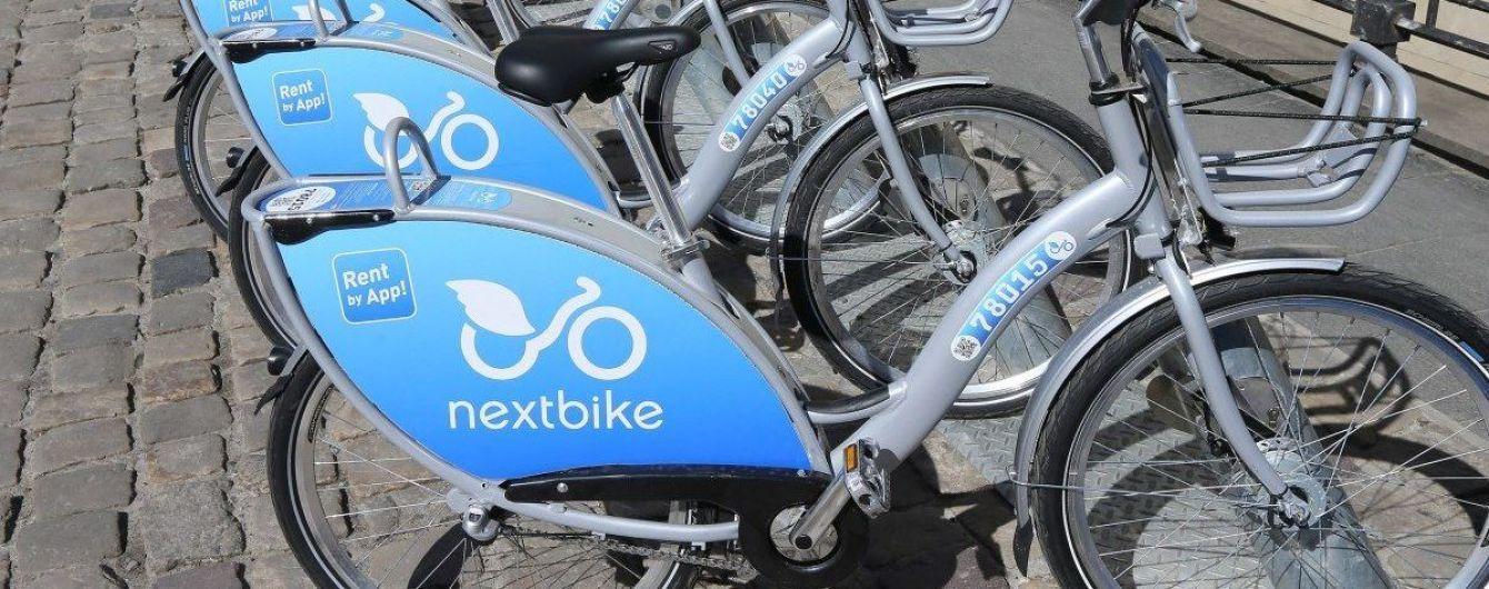 У Києві через карантин достроково запрацював громадський велопрокат NextBike