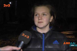В Киеве ночью горел 70-летний дом: обошлось без жертв