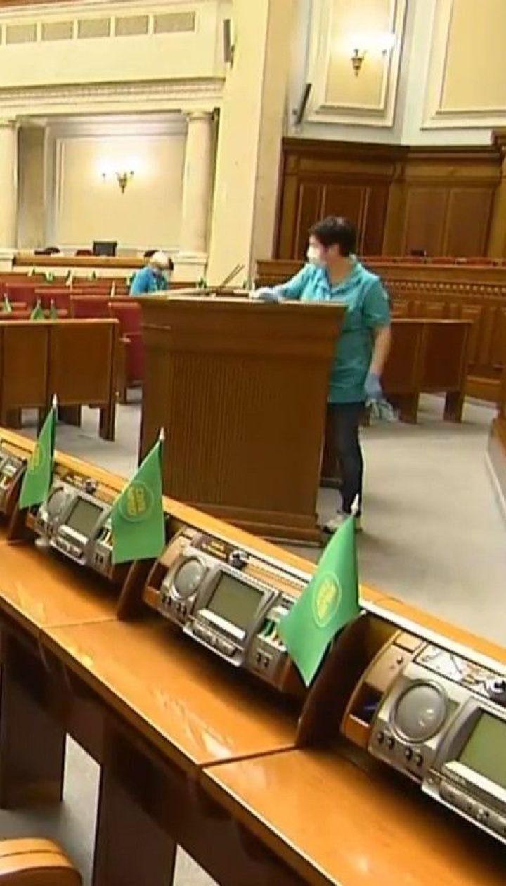 Депутати масово здають тест на COVID-19 після спілкування із інфікованим нардепом Шаховим