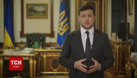 В Украине есть первый человек, который оправился от коронавируса: обращение президента Зеленского