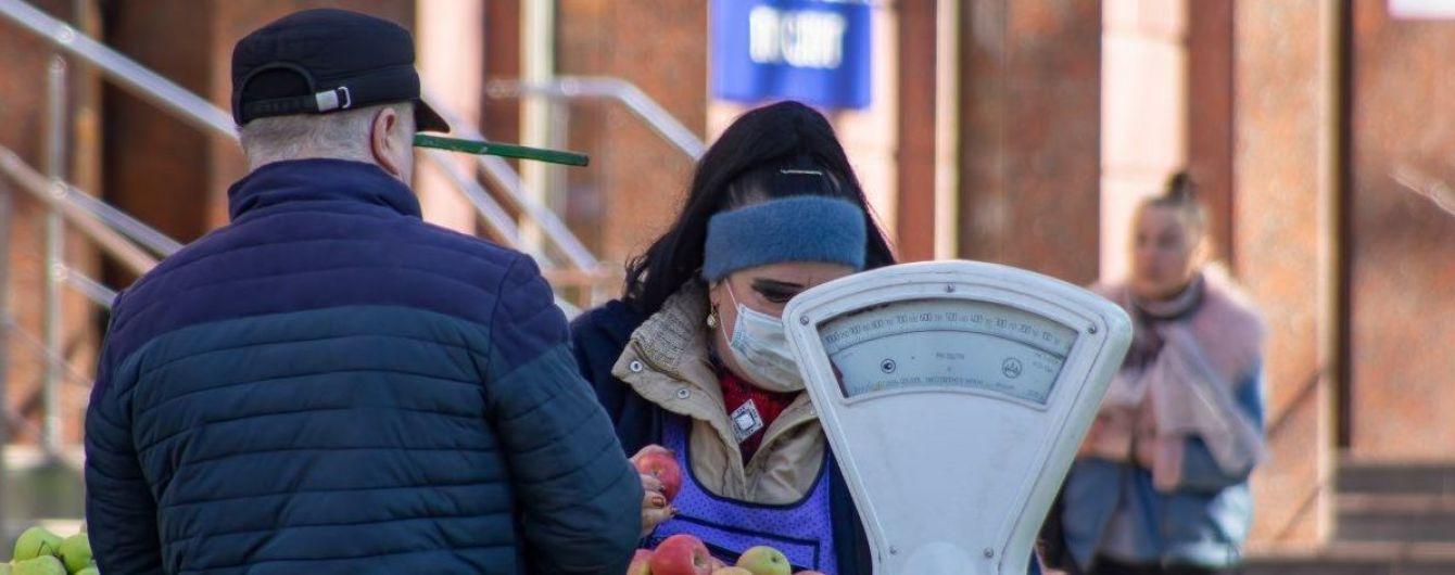 Продавала з рук продукти: киянка отримала 17 тисяч гривень штрафу за порушення правил карантину
