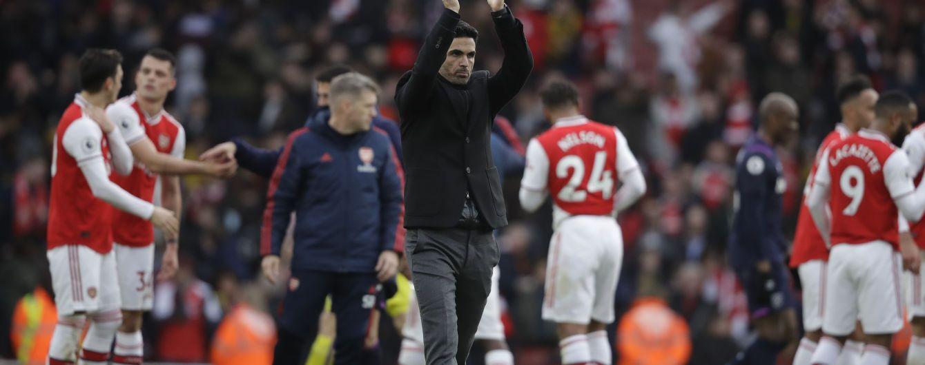 """В """"Арсенале"""" рассказали о состоянии здоровья Артеты, тренер лечится от коронавируса"""