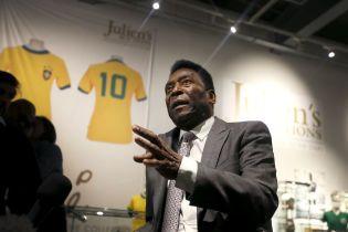Легендарный Пеле назвал лучшего футболиста современности