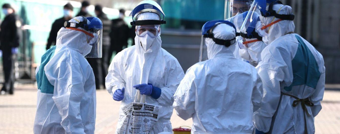 У Львівській області коронавірус підозрюють у майже пів сотні людей