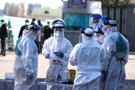 Пандемія COVID-19. Кількість хворих на коронавірус у Києві збільшилась